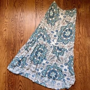 Floral Maxi Skirt from Lovestitch